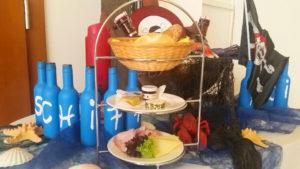 Piratenfrühstück