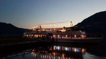 ! OSS nacht 2018 Schiff und Grill