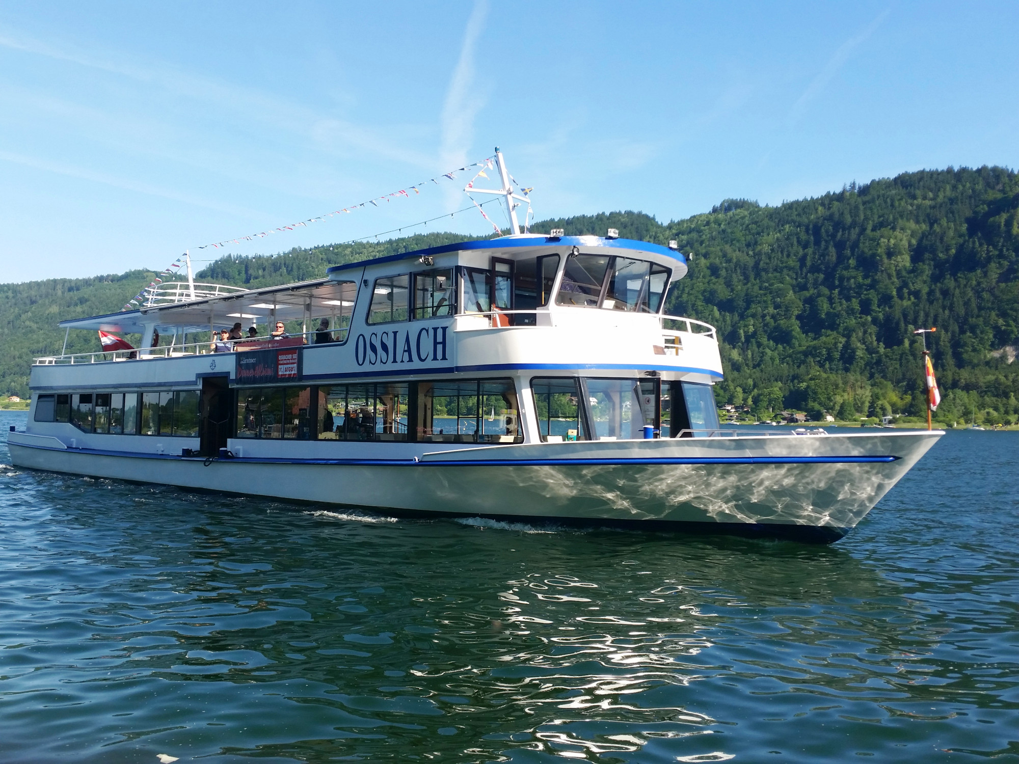 MS Ossiach Ossiachersee